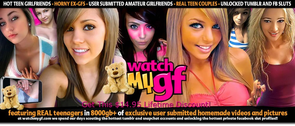 Get this $14.95 Lifetime Discount To Watch My GF!